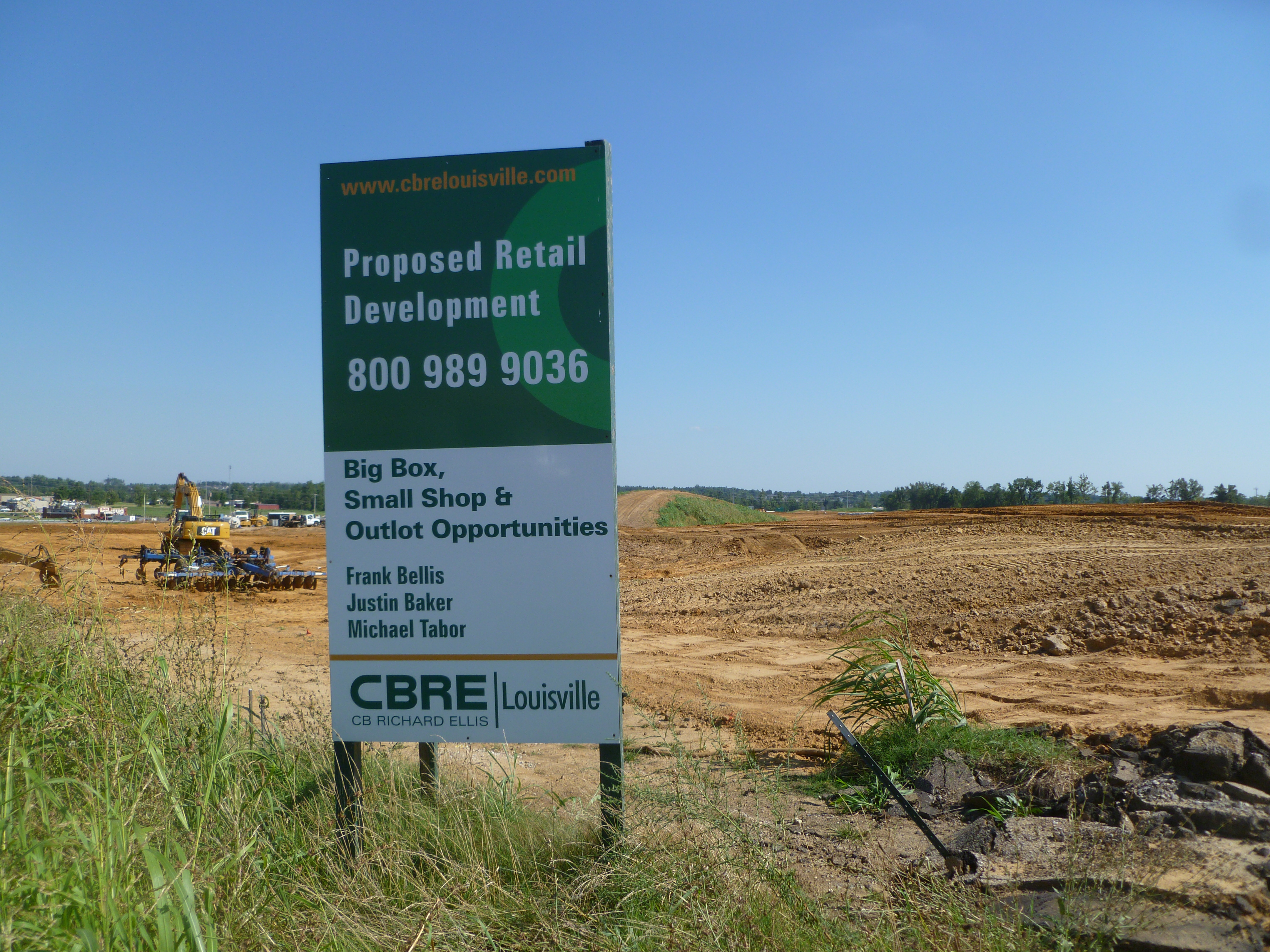 Construction and New Business is Everywhere in Owensboro Part 1